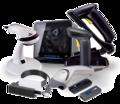 Промислові сканери штрих-кодів