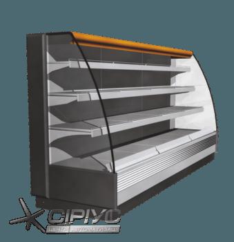 Холодильна гірка Palermo — РОСС (виносний холод)