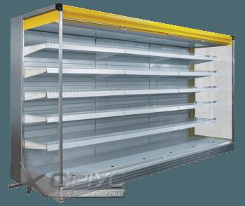 Холодильна гірка Ravenna — РОСС (виносний холод)