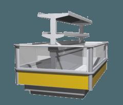 Морозильна ванна (бонет) Venezia — РОСС