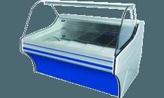 Холодильна вітрина COLD W-SG w
