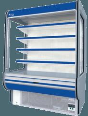 Холодильний стелаж COLD R