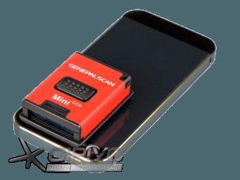 Мобільний сканер штрих-коду для Android та iOS GS-M300BT