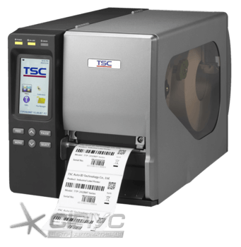Промисловий принтер етикеток TSC TTP-2410MT