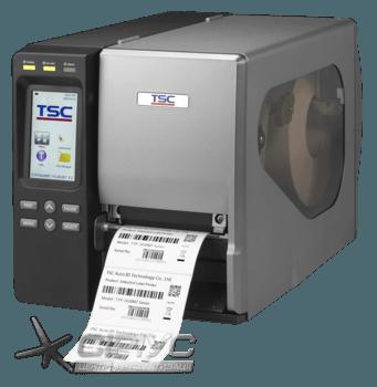 Промисловий принтер етикеток TSC TTP-346MT