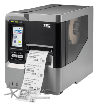 Промисловий принтер етикеток TSC МХ340