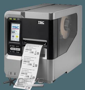 Промисловий принтер етикеток TSC МХ640