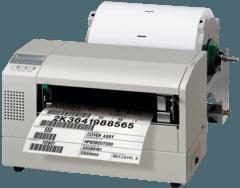 Промисловий принтер етикеток Toshiba TEC B-852