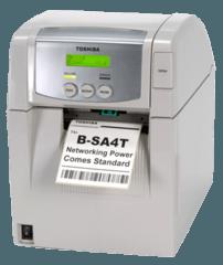 Промисловий принтер етикеток Toshiba TEC B-SA4TP-ТS