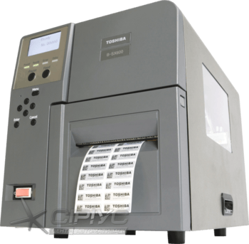 Промисловий принтер етикеток Toshiba TEC B-SX600
