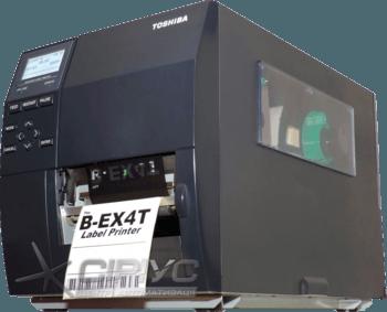 Промисловий принтер етикеток Toshiba TEC B-EX4T1