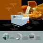 Холодильна вітрина Verona Cube — РОСС