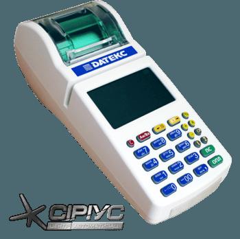 Касовий апарат Datekc MP-01