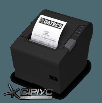 Фіскальний реєстратор Datecs FP-T88V
