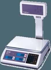 Ваги CAS ER Plus EU (RS-232)