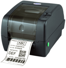 Високопродуктивний принтер етикеток TSC TTP-345