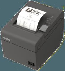 Принтер чеків EPSON TM-T20II Ethernet