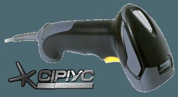 Сканер штрих-кодів Posiflex CD-3870 USB