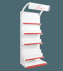 Торговий стелаж для книг