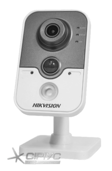 Hikvision DS-2CD2410F-IW, 1Mp