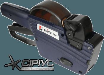 Етикет пістолет Blitz M-6