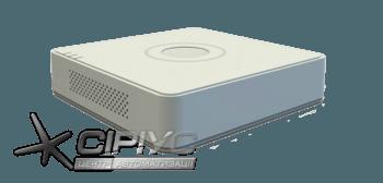 8-канальний відеореєстратор Hikvision DS-7108NI-SN/P (1920х1080)