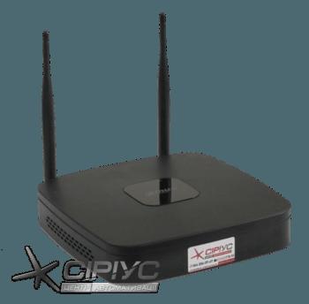 4-канальний відеореєстратор Dahua Technology NVR4104-W (2560×1920)