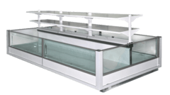 Морозильна бонета самообслуговування Юкон Cube — Технохолод