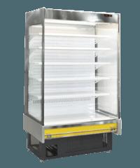 Пристінна холодильна вітрина Індіана cube А — Технохолод