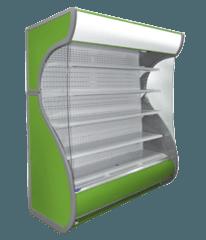 Пристінна холодильна гірка Айова — Технохолод