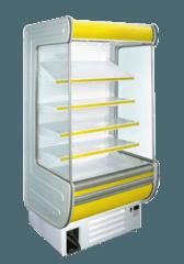 Пристінна холодильна вітрина Арізона — Технохолод