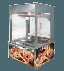 Вертикальна холодильна вітрина для м'яса Міссурі Crystal — Технохолод