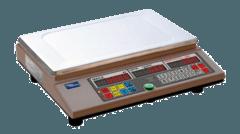 Ваги електронні торгові рахункові ВТА-60/30-6-А-С (СИ)