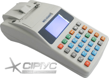 Касовий апарат Гера MG-V545T (GSM/GPRS)