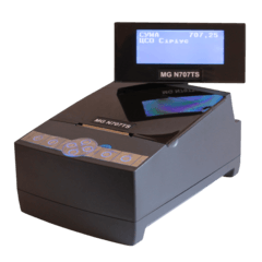 Фіскальний реєстратор MG-N707TS з дисплеєм покупця