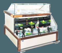Холодильна вітрина для суші та салатів Міссурі combi sushi — Технохолод