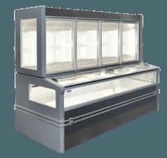 Морозильна бонета Аляска Combi — Технохолод