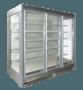 Пристінна вертикальна морозильна вітрина Луїзіана LT — Технохолод