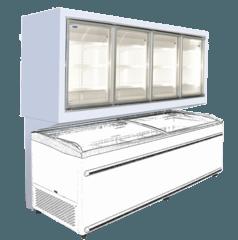 Морозильна навісна бонета Канзас HLT — Технохолод