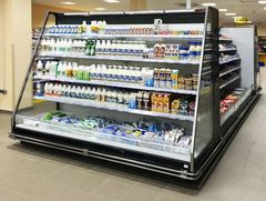 Холодильна гірка Луїзіана Еко — Технохолод