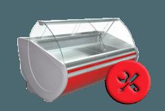Ремонт та відновлення торговельної холодильної техніки