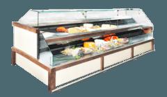 Комбінована холодильна вітрина Міссурі М Combi — Технохолод