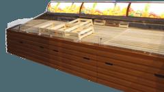 Холодильна вітрина для фруктів Міссурі Promo VF — Технохолод