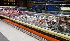 Холодильна вітрина для риби Симфонія Fish — Технохолод