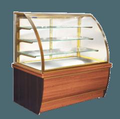 Кондитерська холодильна вітрина Дакота — Технохолод