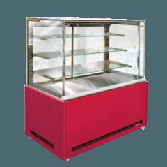 Кондитерська холодильна вітрина Дакота Cube F — Технохолод