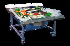 Холодильна вітрина для морепродуктів Вірджинія ICE — Технохолод