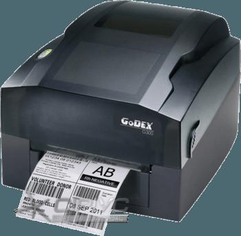 Термотрансферний принтер етикеток GoDEX G300