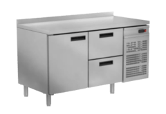 Холодильний стіл Bering-1400 V2 — Modern Expo