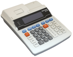 Екселліо DP-25 з КСЕФ (GPRS модем,  Ethernet)